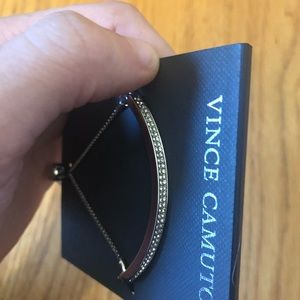 Vince Camuto Jewelry - Vince camuto silver tone pave bracelet